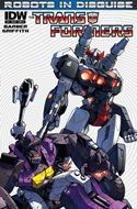 Transformers: Robots in Disguise (Cómic grapa) #4
