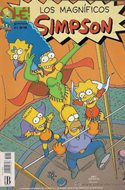 Simpson. Olé! (Rústica, portadas en relieve. 48 pp. Color.) #4