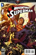 Adventures of Superman Vol. 2 (2013-2014) (Comic-Book) #1