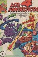 Los 4 Fantásticos Vol. 1 (1983-1994) (Retapado Rústica) #0