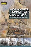 Las Grandes Batallas Navales. El cómic se hace a la mar (Desplegable 8 pp) #