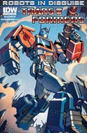 Transformers: Robots in Disguise (Cómic grapa) #6
