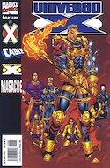 Universo-X (2000-2001) (Grapa. 17x26. 72/80 páginas. Color. (2000-2001)) #5