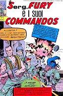 Il Serg. Fury e i suoi Commandos (Spillato-brossurato) #1