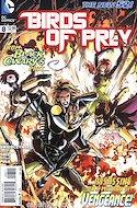 Birds of Prey Vol. 3 (2011-2014) (Comic Book) #8