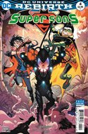 Super Sons (2017 - 2018 Comic-book) #4