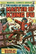 Master of Kung Fu (Comic Book. 1974 - 1983. Continued from Special Marvel Edition #16) #23
