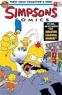 Simpsons Comics (Grapa) #1