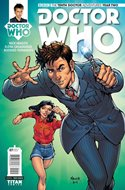Doctor Who: The Tenth Doctor Adventures Year Two (Grapa) #7
