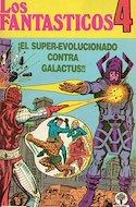 Los Fantásticos 4 (Grapa) #6