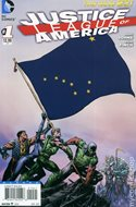 Justice League of America Vol. 3 (2013-2014) Variant Covers (Comic Book) #1.11