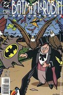 Batman & Robin Adventures (saddle-stitched) #4