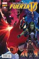 Fuerza-V (2015-2017) (Grapa) #8