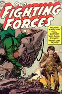 Our Fighting Forces (1954-1978) (grapa) #1