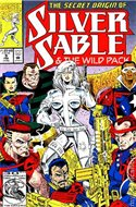 Silver Sable and the Wild Pack (1992-1995; 2017) (Comic-Book) #9