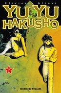 Yu Yu Hakusho (Rústica con sobrecubierta) #7