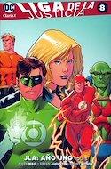 Liga de la Justicia (Rustica) #8