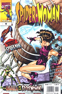 Spider-Woman (2000-2001) (Grapa. 17x26. 24 páginas. Color.) #9