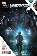 Weapon X Vol. 3 (2017-) (Comic-book) #8