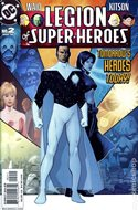 Legion of Super-Heroes Vol. 5 / Supergirl and the Legion of Super-Heroes (2005-2009) (Comic-book) #2