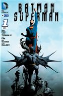 Batman / Superman. Nuevo Universo DC (Grapa) #1