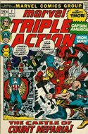 Marvel Triple Action Vol 1 (Comic-book.) #7