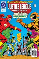 Justice League Quarterly (Softcover 84 pp) #8