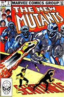 The New Mutants (Comic Book) #2