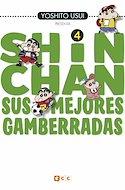 Shinchan: Sus mejores gamberradas (Rústica con sobrecubierta) #4