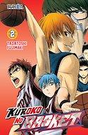 Kuroko no Basket (Rústica con sobrecubierta) #2