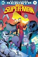 New Super-Man (Comic-Book) #1