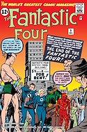 Los 4 Fantásticos (Grapa) #9