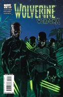 Wolverine: Weapon X (Grapa) #3