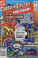 Captain Carrot and His Amazing Zoo Crew (Comic Book) #6