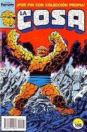 La Cosa (1989-1990) (Grapa 32 pp) #1