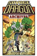 Savage Dragon Archives (Rústica) #9