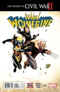 All-New Wolverine (2016-) (Comic book) #9