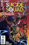 Suicide Squad Vol. 4. New 52 (2011-2014) Comic-Book #4