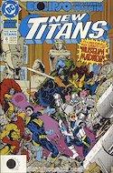 New Teen Titans / New Titans Annual (1985-1995) (Comic Book) #8