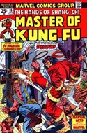 Master of Kung Fu (Comic Book. 1974 - 1983. Continued from Special Marvel Edition #16) #18
