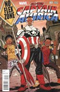 All-New Captain America (Variant Cover) (Comic Book) #1.1