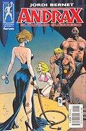 Andrax, el ultimo guerrero (Grapa.) #9