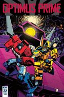 Optimus Prime (Comic-book) #22