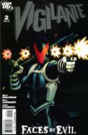 Vigilante (2009-2010) (Saddle-stitched) #2
