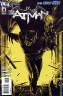 Batman Vol. 2 (2011-2016 Variant Covers) (Comic Book) #4