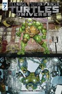Teenage Mutant Ninja Turtles Universe (Comic Book) #7