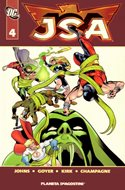 JSA (2005-2007) (Rústica 112-144 pp) #4