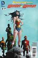 Sensation Comics Featuring Wonder Woman (2014-2016) (Comic-Book) #8