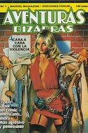 Aventuras Bizarras (1983-1985) (Grapa 72 pp) #1
