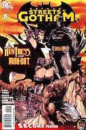 Batman: Streets of Gotham (2009-2011) (Comic Book) #5